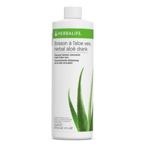 Herbalife Herbal aloë drank original smaak - 473 ml