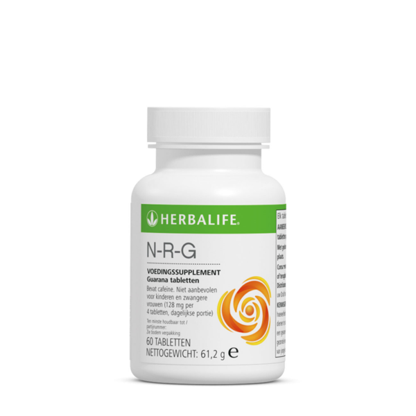 Herbalife NRG Guarana - 60 tabletten