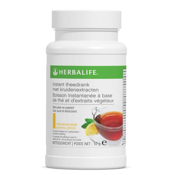 Herbalife instant theedrank met kruidenextracten citroen smaak - 50 gram