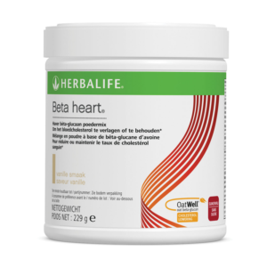 Herbalife Beta heart - vanille smaak 229 gram