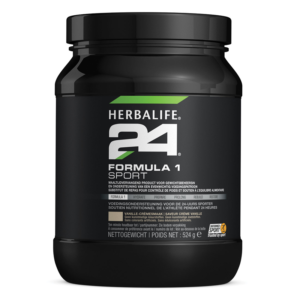 Herbalife Formula 1 sport - vanille smaak 524 gram