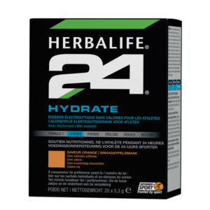 Herbalife 24 Hydrate sinaasappel smaak - 20 zakjs á 5,3 gram