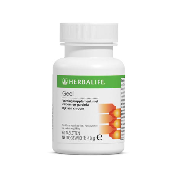 Herbalife Geel - 60 tabletten