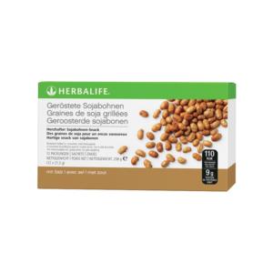 Herbalife Geroosterde sojaboontjes - 12 zakjes van 21,5 gram