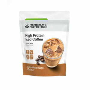 Herbalife High Protein Iced Coffee Latte Macchiato